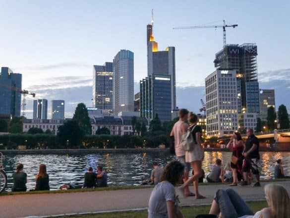 Herzensfreundinnen in Frankfurt